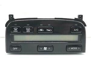 1992-2000 LEXUS SC300 SC400 HEATER A/C CLIMATE CONTROL AC GENUINE OEM