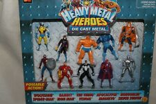 Heavy Metal Heroes die cast metal- Toy Biz