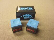 Lava Chalk Blue Pool Cue Chalk Performance Chalk w/ FREE Shipping