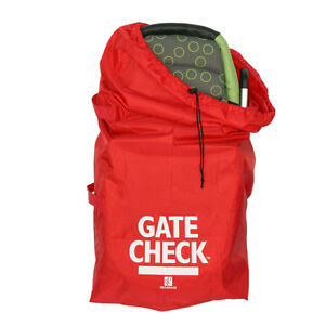 J.L. Childress Standard or Double Stroller Airplane Gate Check Travel Bag 87770