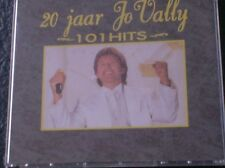 JO VALLY - 20 JAAR JO VALLY - 101 Hits (Beste van / best of  5 CD Box - 1999)