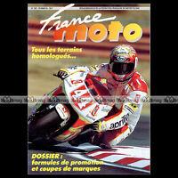 FRANCE MOTO N°287 ★ JEAN-MICHEL BAYLE ★ PARIS-DAKAR 1994 ★