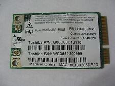 INTEL Mini PCI-e Laptop Wireless WiFi Card 3945ABG K000037020 (K6-17)