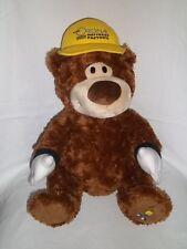 "GUND Original Mattress Factory 14"" Plush PJ Bear 46635 Lg Brown Stuffed Animal"