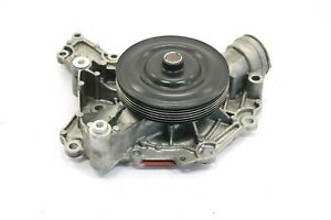 ✪ 2007 - 2011 MERCEDES E550 C207 5.5L ENGINE MOTOR COOLANT WATER PUMP PULLEY OEM