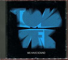 TOM VEK - WE HAVE SOUND - CD ALBUM [88]