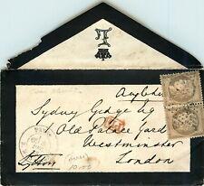 More details for vintage signed envelope - viceroy of india - robert bulwar-lytton
