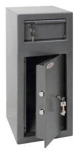 Phoenix Einwurftresor SS0992KD Fronteinwurf ideal für Geldscheine