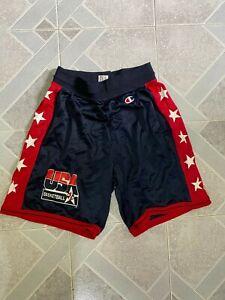 RARE! Champion Dream Team 1996 shorts size Large