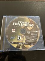 Tomb Raider Underworld Sony Playstation 3 Disc Only