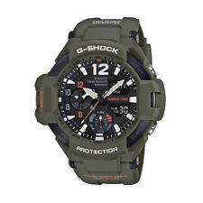 CASIO G-SHOCK GRAVITY MASTER TWIN SENSOR RESIN STRAP MEN'S WATCH GA1100KH-3A NEW