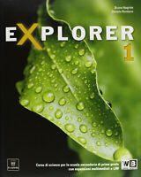 Explorer Con e-book, espansione online, CD e Documenti. Vol. 1 9788842649151