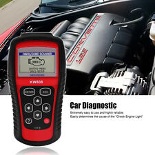 OBD2 KW808 MaxiScan MS509 OBDII EOBD Scanner Car Code Reader Tester Diagnostic