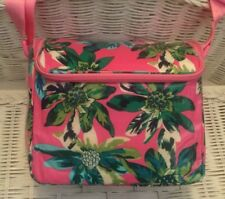 NEW Vera Bradley Stay Cooler Insulated Lunch Bag In Tropical Paradise