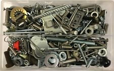 Box of Assorted Fasteners & Fixings, Nuts, Bolts, Nails, Washers, Screws....