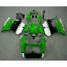 Green Black ABS Fairing Cowl Bodywork For Kawasaki Ninja ZX9R ZX-9R 2000-2001