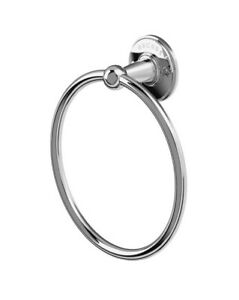 Crosswater Arcade Towel Ring Polished Chrome