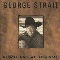 George Strait - Strait Out Of The Box (NEW 4CD)