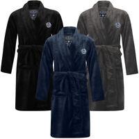 Tokyo Laundry Men's Alps Dressing Gown Thick Soft Luxury Bath Robe Fleece Kimono