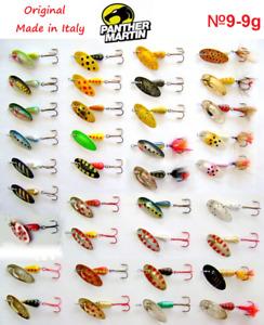 Panther Martin 9g. Angeln,Spinner,Blinker Köder,Forelle,Hechte,Barsch,Trout