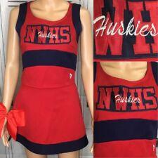 Cheerleading Uniform High School   Huskies Adult Sm