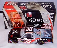 1:24 ACTION MAC TOOLS 2003 #33 MONACO DIAMOND RIO SILVERADO TONY STEWART 1/288!
