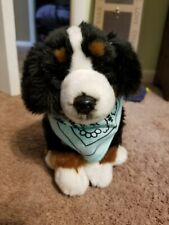 Webkinz signature bernese mountain dog
