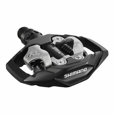 Shimano PD-M530 Clipless MTB Trail Bike Pedal Set SPD Cleats (Black)