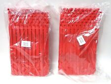 New 200 Cambridge Numbered Security Seals Plastic Truck container Seals 200 PACK