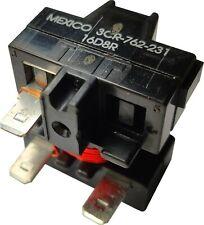KLIXON motor starting relay MARS#36012  1 HP 230V