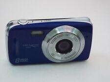 VistaQuest VQ818 8MP Digital Camera - blue