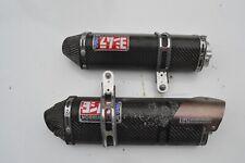 ZX1000 ZX10R NINJA 06 07 Yoshimura TRC Dual Bolt-On EXHAUST 1416472 USED SLIP ON