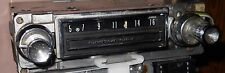 64 65 66 Rare Chevy Tk Radio w/rear fader and wiring harness Lks & Wks GR8 Clean