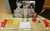 Pokemon Battle City Playset Jakks Pacific Game Freak Nintendo 90% Complete 2011