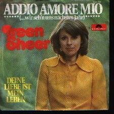 "7"" Ireen Sheer Addio Amore Mio 70`s Schlager Polydor 2041 735"