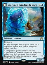 Spécimen pris dans la glace - Thing in the ice - Magic Mtg -