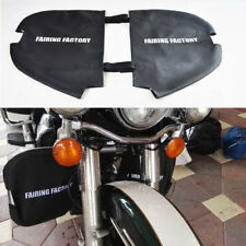 HARLEY DAVIDSON HD TOURING LOWER FAIRING SOFT COVER ELEPHONE EARS LEG WARMERS