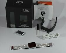 Sony SmartWatch LIMITIERTE SWAROVSKI EDITION Bluetooth Android Musik Facebook