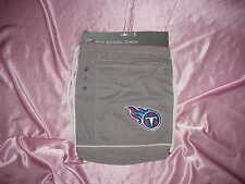 NWT NFL Tennesse TITANS Unisex PROFANITY OLD SCHOOL CINCH / BOOK BAG