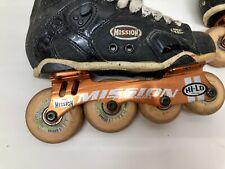 Mission Hockey Roller Blades Proto VI Penetrator. Men's Size 3D proto VI DIRTY