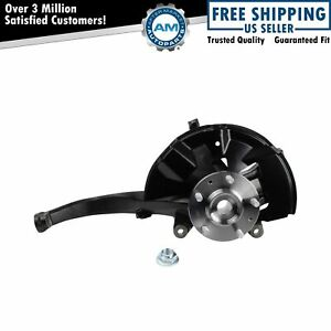 Front Wheel Bearing & Hub Assembly with Knuckle LH for Ford Mercury Lincoln