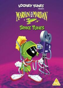 Marvin the Martian: Space Tunes DVD New