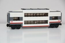 LEGO City Custom Made Passenger Club Car Restaurant Sleeper Train Carriage 60051