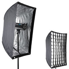 "Neewer Photo Studio 24"" x 36""/60 x 90cm Rectangle Speedlite Softbox with Grid"