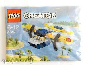 LEGO Creator 30540 Wasserflugzeug Flugzeug Polybag NEU