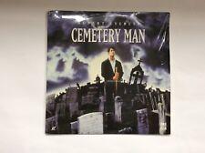 """Rupert Everett stars in """"Cemetery Man"""" laserdisc"""