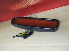 BMW 735i e32 92 AUTO DIM REARVIEW REAR VIEW MIRROR DIMMING CHROMATIC