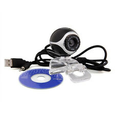 USB 50.0M HD Webcam Camera Web Cam With Mic for PC Laptop Computer Black LW SZUS