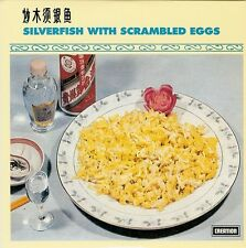 SILVERFISH With Scrambled Eggs 1992 UK Four Track CD  NEW