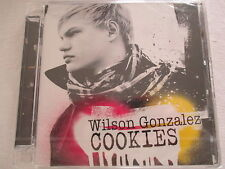 Wilson Gonzales-Cookie-CD NUOVO & OVP NEW & SEALED